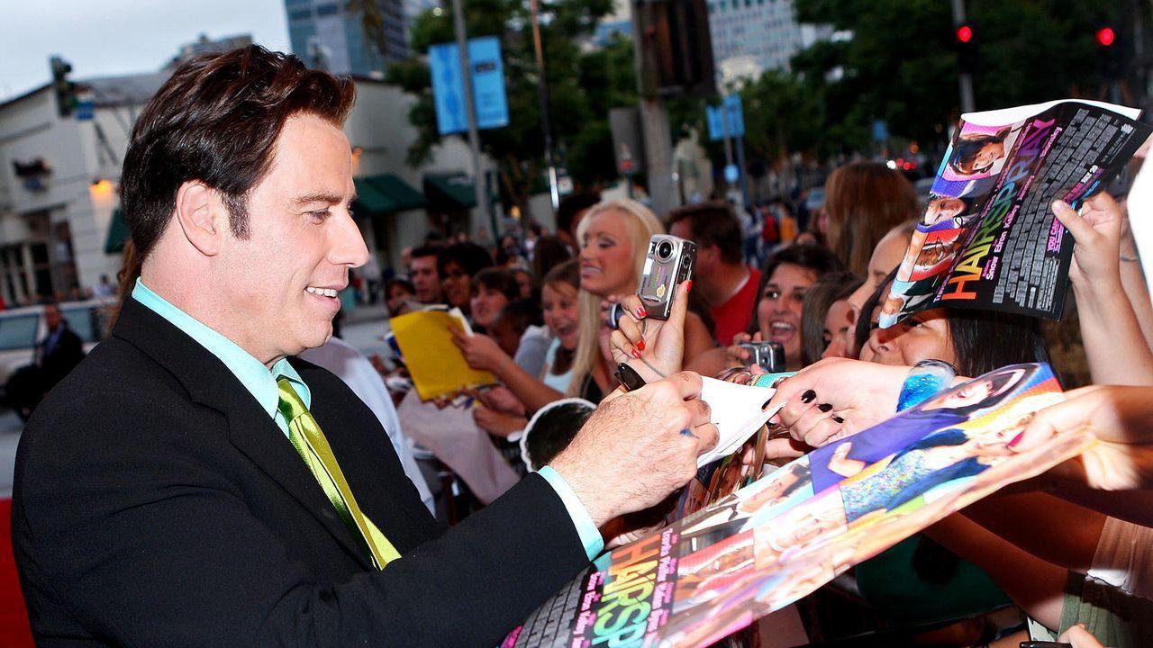 John Travolta - Bildquelle: getty-AFP