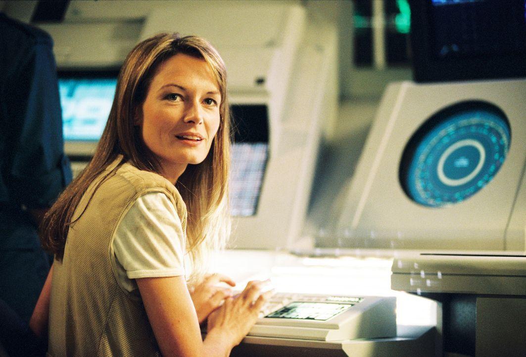 Die Entwicklerin des Zeitsprungprogramms, Sonia Rand (Catherine McCormack), befürchtet schon seit geraumer Zeit, dass die Zeitreisesafaris in die Ve... - Bildquelle: ApolloMedia