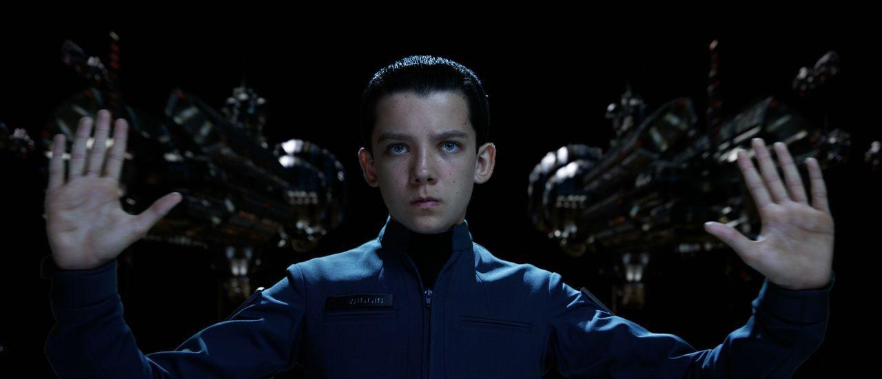 Nur Kinder sind in der Lage, die Aliens zu besiegen, denn sie neigen mehr als Erwachsene dazu, zu überraschenden und unkonventionellen Taktiken zu g... - Bildquelle: 2013 Constantin Film GmbH