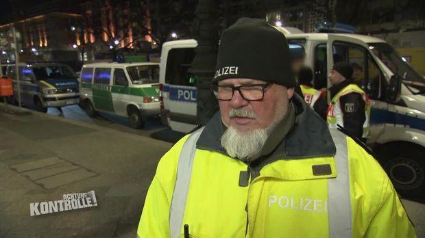 Achtung Kontrolle - Achtung Kontrolle! - Thema U.a: Alkoholkontrolle Auf Den Straßen Berlins