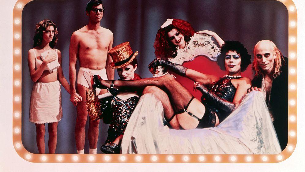Die Rocky Horror Picture Show - Bildquelle: 1975 Houtsnede Maatschappi N.V.