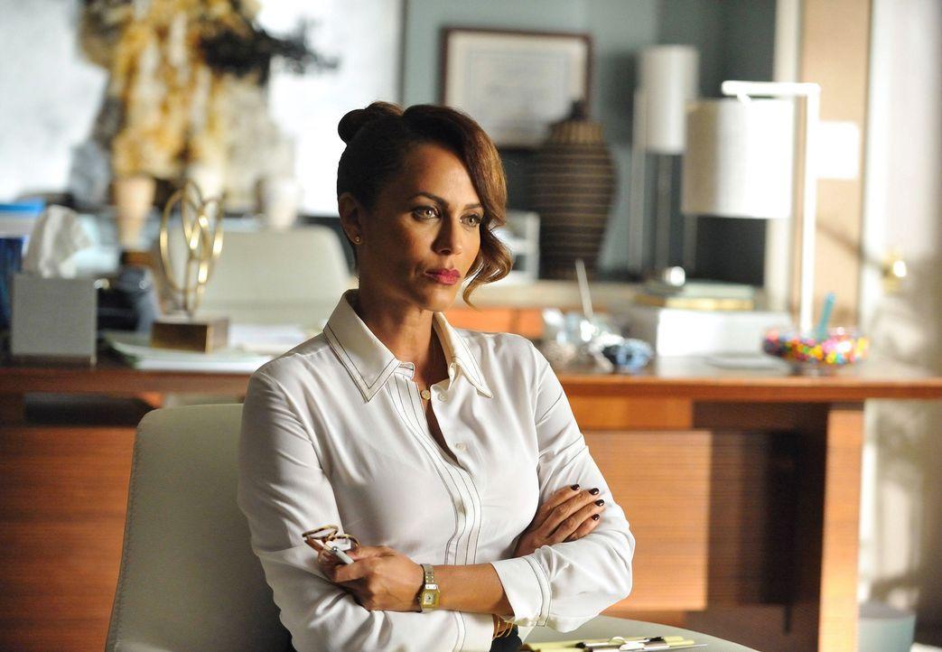Als Kat (Nicole Ari Parker) erfährt, dass ihre Patientin Villa von Rosewood träumt, beendet sie die Beziehung mit ihm, obwohl es ihr beinahe das Her... - Bildquelle: 2015-2016 Fox and its related entities.  All rights reserved.