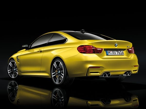 BMW-M4-Coupé