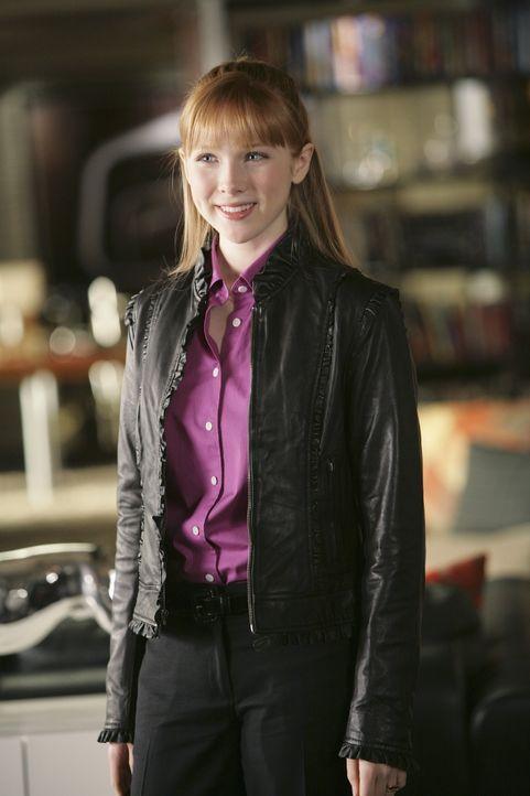 Startet ihr Volontariat auf dem Revier: Alexis Castle (Molly C. Quinn) - Bildquelle: ABC Studios