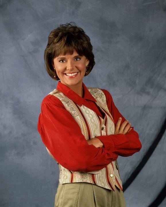 (8. Staffel) - Marcy (Amanda Bearse) ist Pegs beste Freundin. Sie sieht sich selber deutlich über dem Level der Bundys, sinkt aber durch ihre Aktion... - Bildquelle: Sony Pictures Television International. All Rights Reserved.