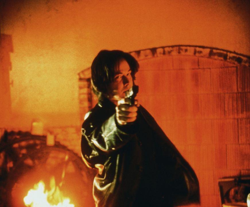 Gerissener, als die Polizei erlaubt: Serienkiller Griffin (Keanu Reeves) ... - Bildquelle: Universal Pictures