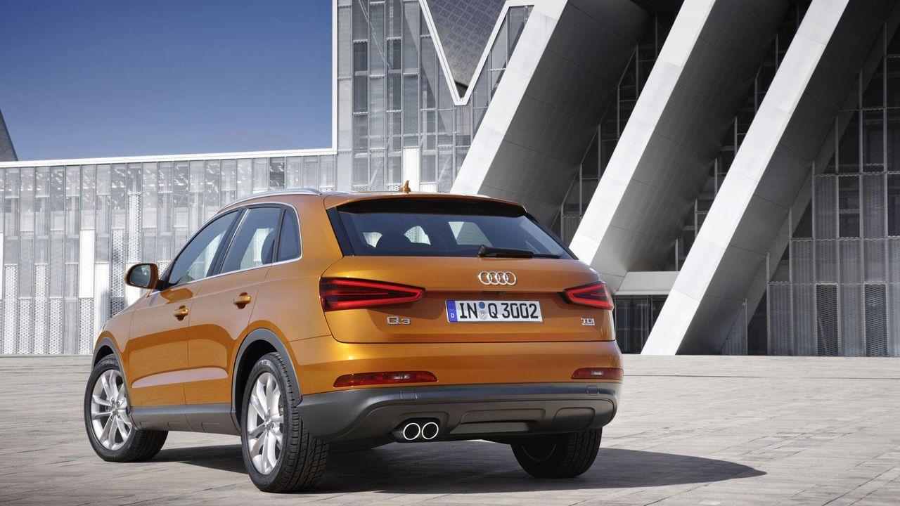 Motor - Bildquelle: Audi
