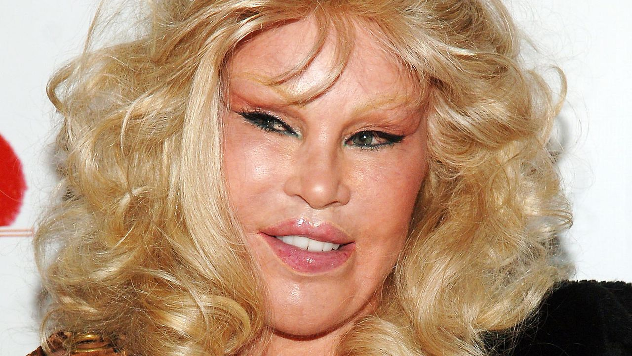 Jocelyn Wildenstein - Bildquelle: getty-AFP