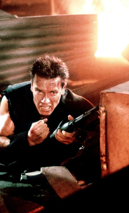 Arnold Schwarzenegger - Bildquelle: dpa