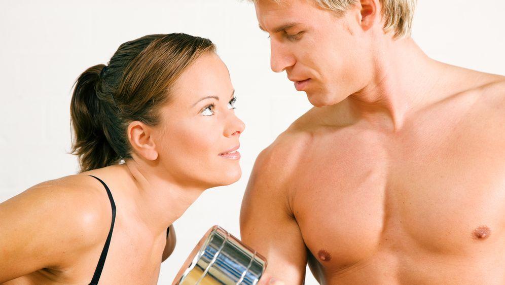 Fitnessstudio sex