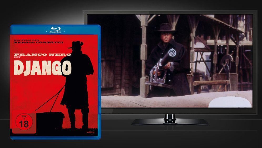 Django (Blu-ray Disc) - Bildquelle: Weltkino