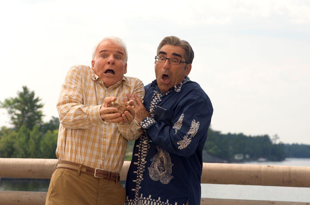 Tom Baker (Steve Martin, l.); Jimmy Murtaugh (Eugene Levy, r..) - Bildquelle: 2005 Twentieth Century Fox Film Corporation. All rights reserved.