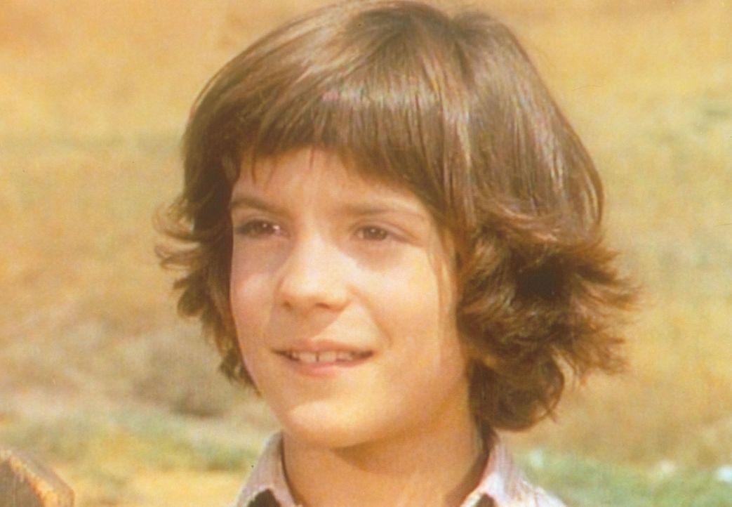 Der kleine Albert (Matthew Laborteaux) will Farmer werden. Damit er lernt, richtig mit Tieren umzugehen, kauft ihm Charles ein Kälbchen. - Bildquelle: Worldvision
