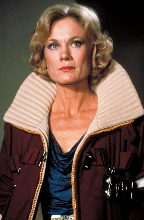 Dr. Carol Marcus (Bibi Besch), die einst mit James Kirk liiert war, ruft diesen zu Hilfe ? - Bildquelle: Paramount Pictures