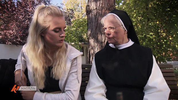 K1 Magazin - K1 Magazin - Thema U. A.: Zurück Aus Dem Kloster: Wie Geht Es Mit Party-queen Anna Weiter?