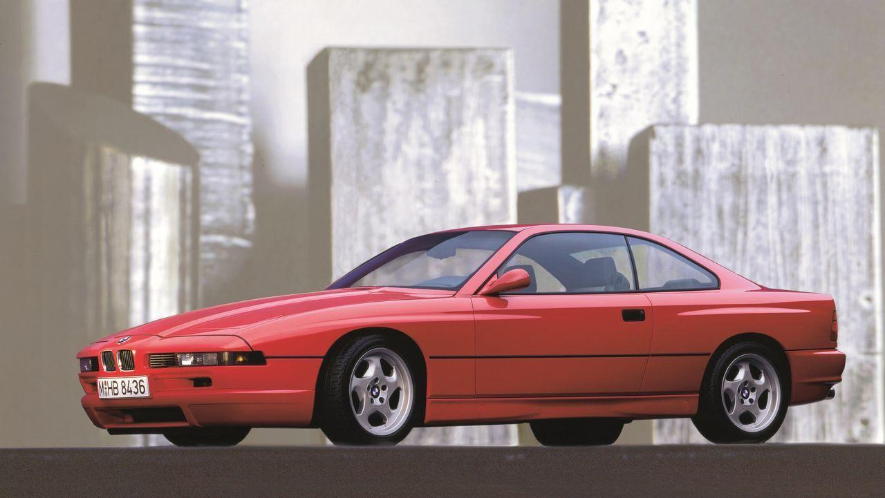 Platz 10: BMW 8er - Bildquelle: BMW