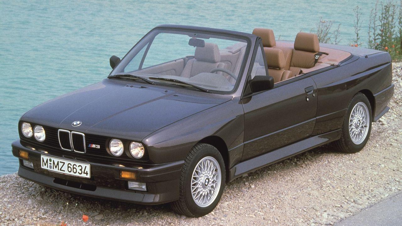 Platz 8: BMW M3 Cabrio - Bildquelle: BMW