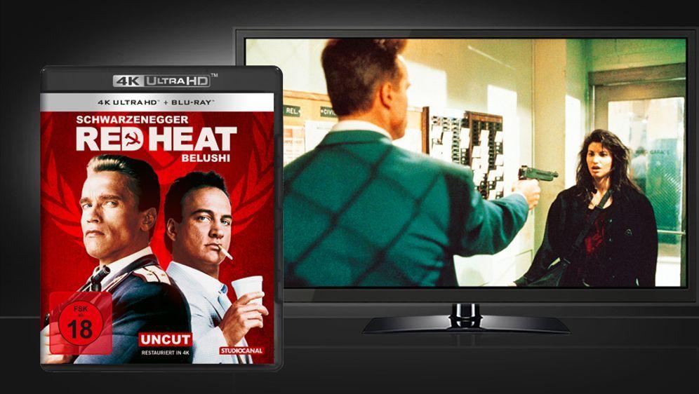 Red Heat (4K UHD + Blu-ray Disc) - Bildquelle: Studiocanal