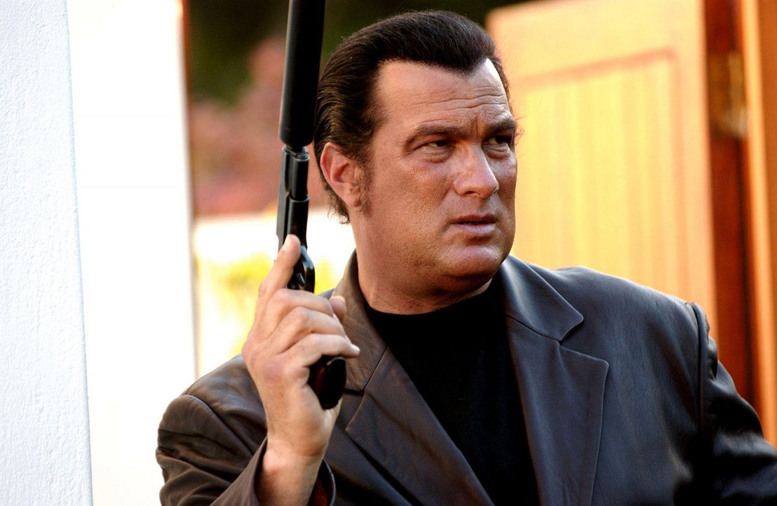 Steven Seagal - Bildquelle: Sony Pictures Television International
