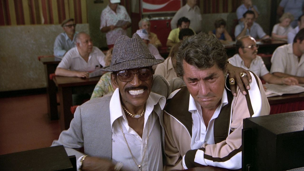Fenderbaum (Sammy Davis Jr., l.); Jamie Blake (Dean Martin, r.) - Bildquelle: 2010 Fortune Star Media Limited.