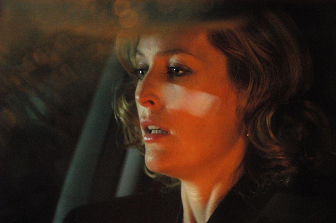 Alice (Gillian Anderson) wurde während eines Überfalls brutal vergewaltigt. Nun schwört sie blutige Rache! - Bildquelle: 2006 Straightheads Limited, FilmFour, UK Film Council and Screen West Midlands. All Rights Reserved.
