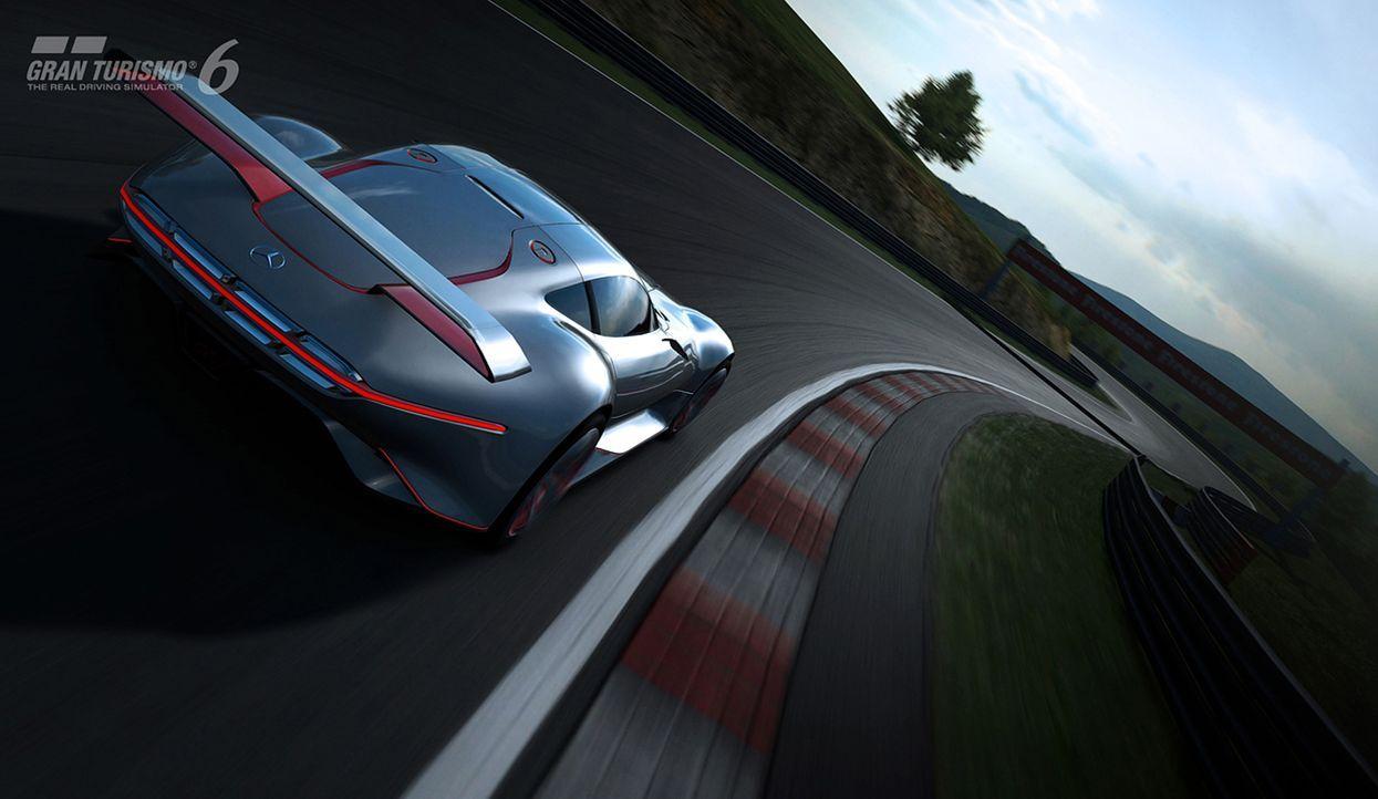 Mercedes-Benz AMG Vision Gran Turismo (5)