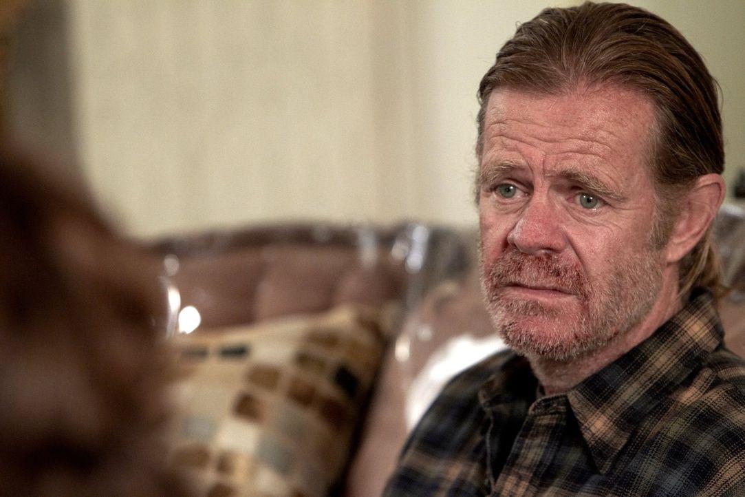 Klappt Franks (William H. Macy) Masche bei Hausfrau Sheila? - Bildquelle: 2010 Warner Brothers