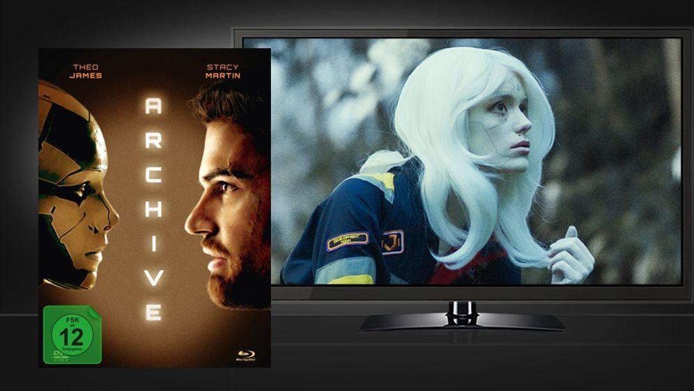Archive (Mediabook Blu-ray+DVD) - Bildquelle: Capelight Pictures