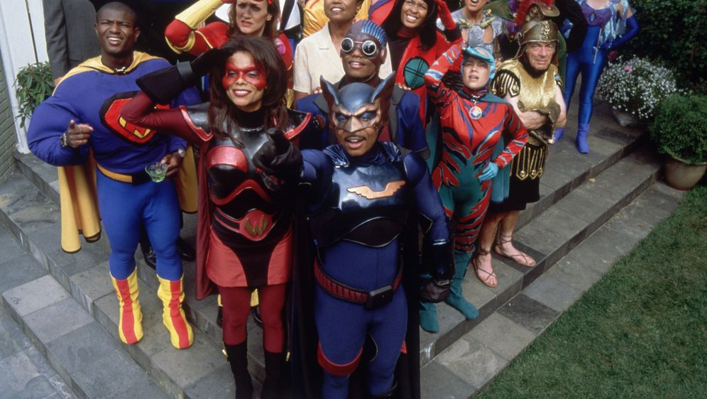 Superboy Scott - Bildquelle: Disney
