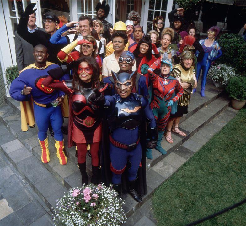 Die Marshall-Familie macht nach außen hin zwar einen ganz normalen Eindruck, doch ist jedes Familienmitglied ein Superheld mit übernatürlichen Kr... - Bildquelle: Disney