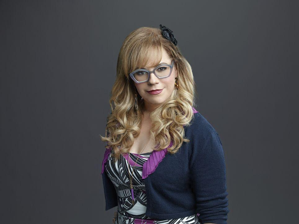 (10. Staffel) - Sie ist die technische Expertin und unterstützt das Team aus dem Hauptquartier in Quantico: Penelope Garcia (Kirsten Vangsness) ... - Bildquelle: Cliff Lipson ABC Studios / Cliff Lipson