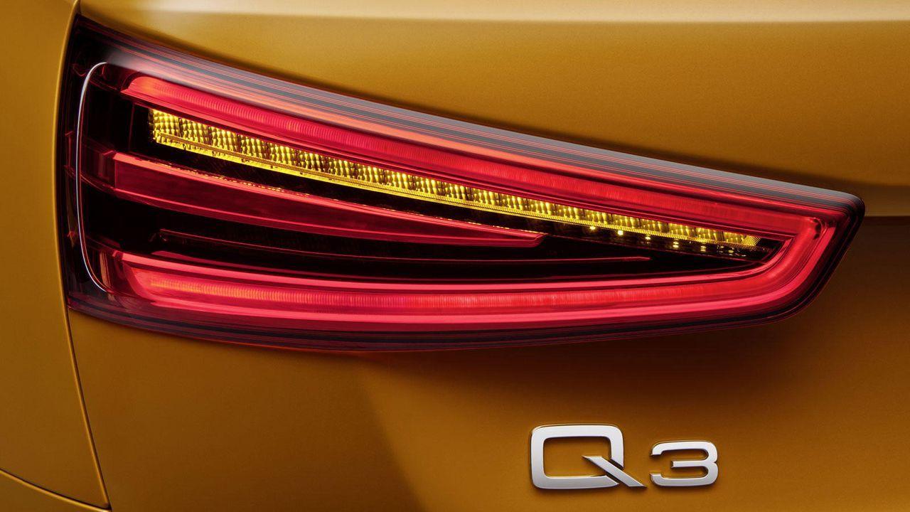Moderne Lichtausstattung - Bildquelle: Audi