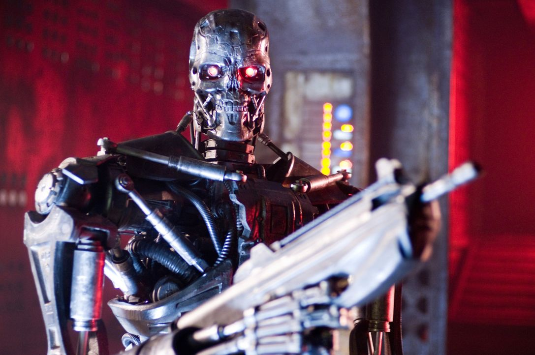 Im Jahr 2018 liegt die Welt in Trümmern. Trotz aller Bemühungen in der Vergangenheit, die Terminatoren haben die Kontrolle über einen großen Teil de... - Bildquelle: 2009 T Asset Acquisition Company, LLC. All Rights Reserved.