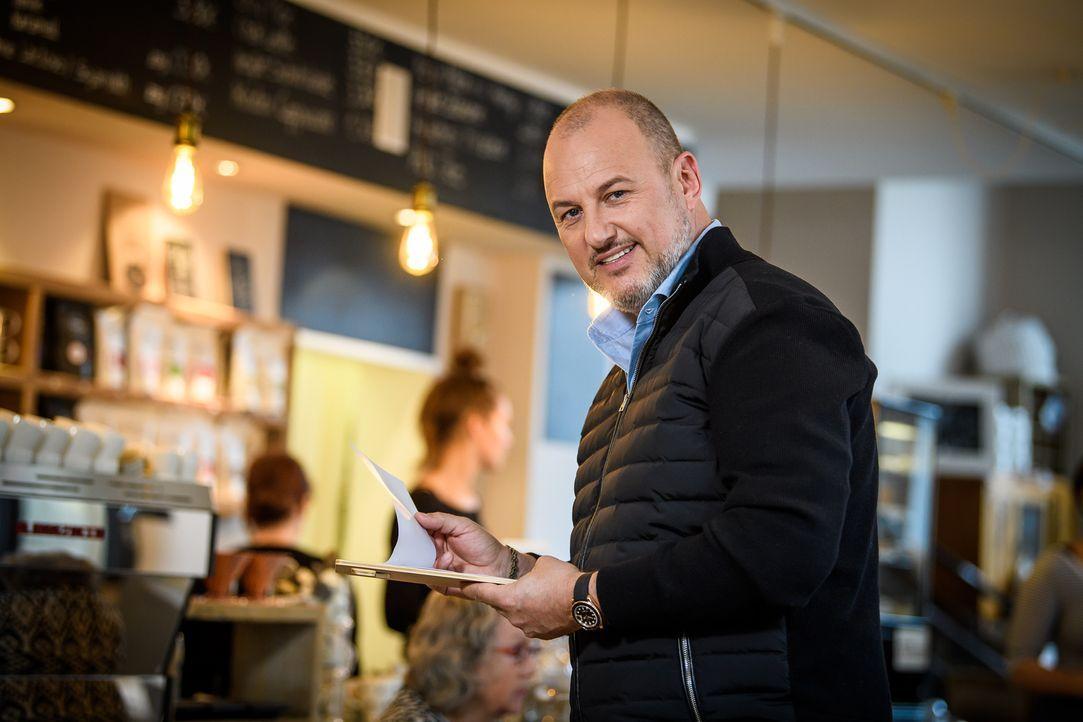 (11. Staffel) - Frank Rosin räumt auf in Deutschlands Restaurants. Der Sternekoch hat nur einige Tage Zeit, um die Gastrobetriebe wieder auf Vorderm... - Bildquelle: Willi Weber kabel eins