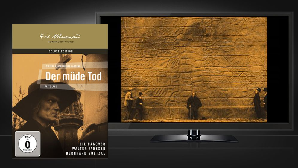 Der müde Tod (Deluxe Edition DVD) - Bildquelle: Universum Film