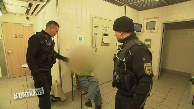 Achtung Kontrolle - Achtung Kontrolle! - Thema U.a: Bundespolizei - Probleme Bei Der Personenkontrolle