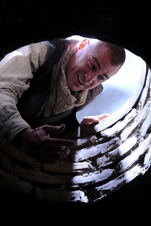 Jack (George Eads) steht MacGyver immer zur Seite. Je gefährlicher der Fall, desto besser ... - Bildquelle: Guy D'Alema CBS © 2017 CBS Broadcasting, Inc. All Rights Reserved. TM / Guy D'Alema