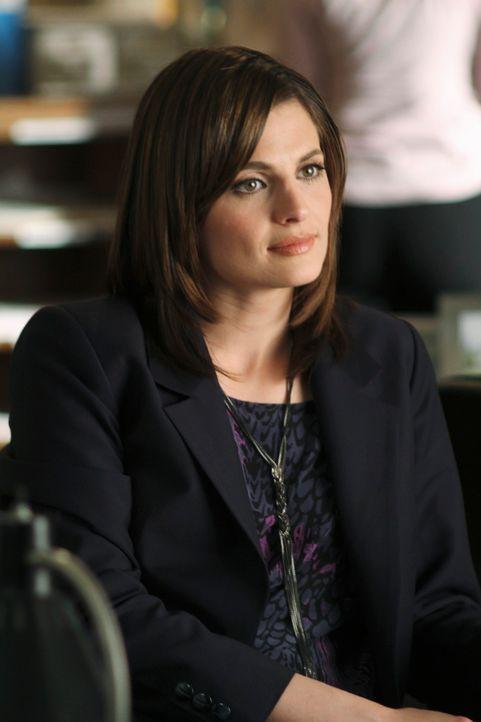Ein berühmter Küchenchef wird in der Küche eines beliebten neuen Restaurants ermordet. Kate Beckett (Stana Katic) und ihr Team übernehmen den Fall.... - Bildquelle: ABC Studios