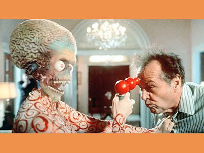 Platz 16: Mars Attacks - Bildquelle: dpa