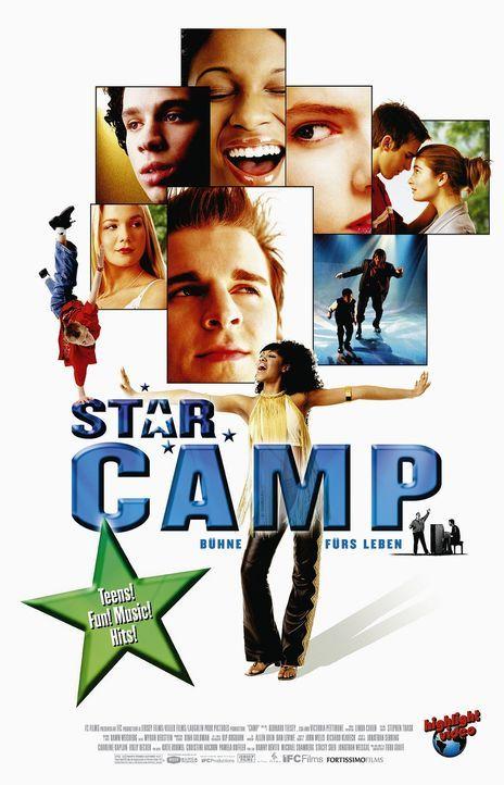 Star Camp - Plakatmotiv