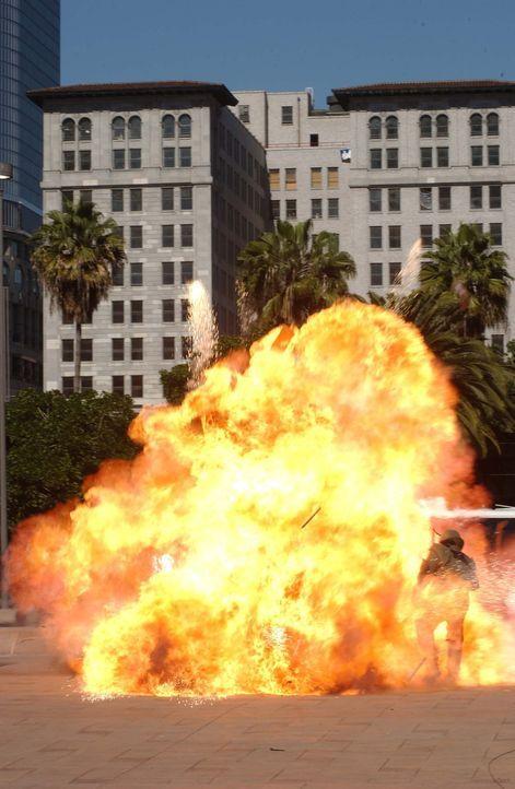 Sind Don und sein Team zu spät dran? - Bildquelle: Paramount Network Television