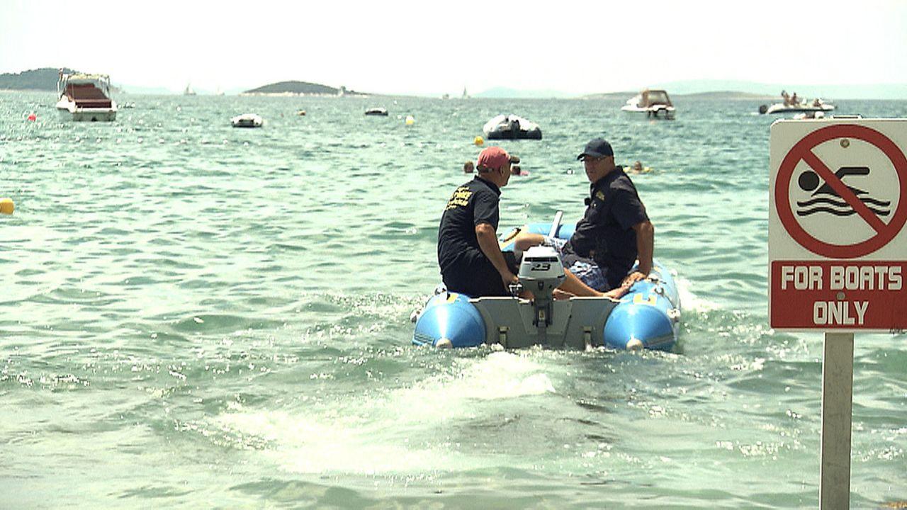 Vom Hobby zum Beruf: Schon in seiner Jugend waren Boote und sämtliche Arten von Wassersport eine große Leidenschaft von Holgers Geschäftspartner Hor... - Bildquelle: kabel eins