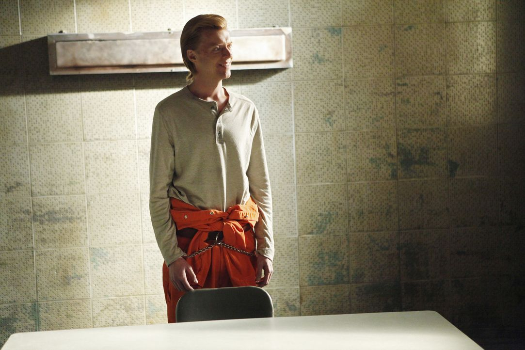 Was hat Marcus Lee Graham (Jay Paulson) mit den Morden an mehreren Männern in Luxushotels in Cincinnati zu tun? - Bildquelle: ABC Studios