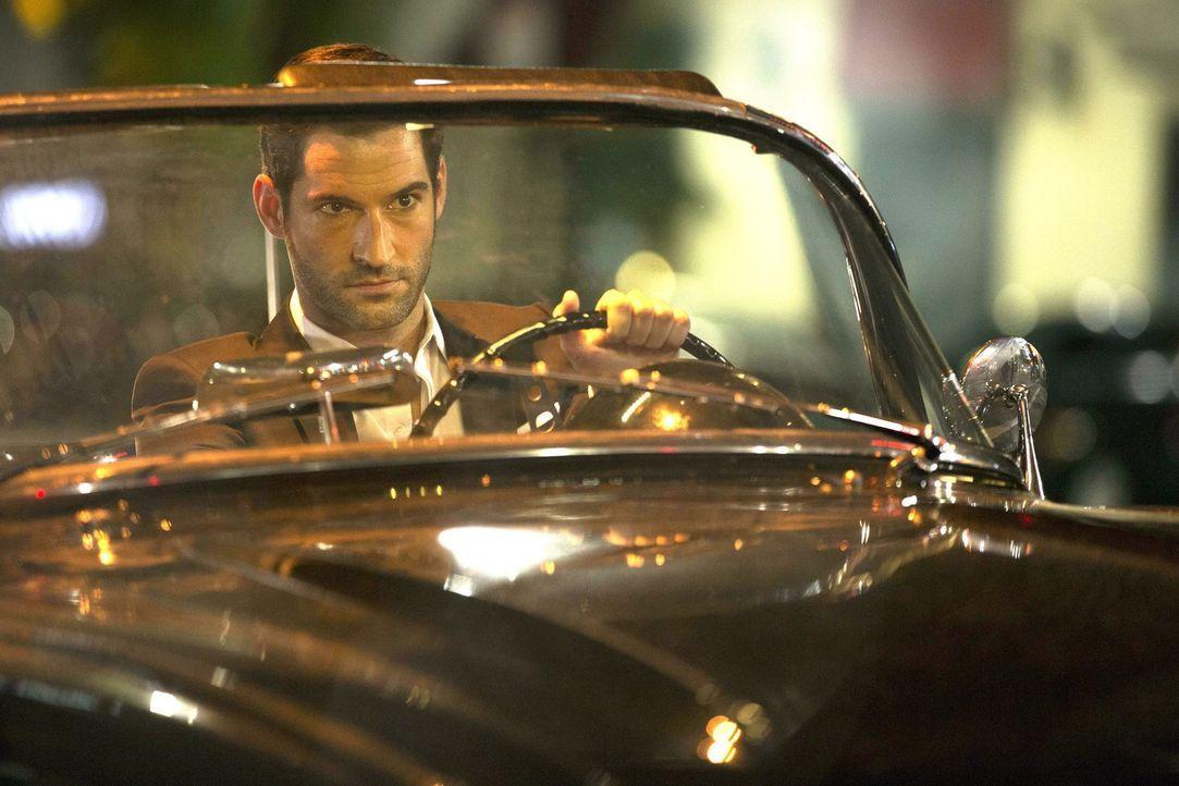 Nachdem eine gute Freundin von Lucifer (Tom Ellis) kaltblütig ermordet wird, setzt er alles daran, den Schuldigen zu finden, doch seine eigenwillige... - Bildquelle: 2016 Warner Brothers