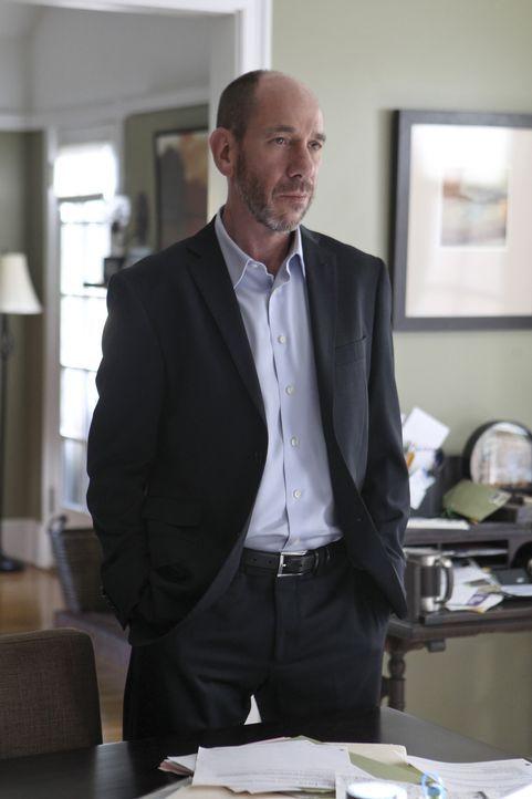 Immer im Einsatz für die Gerechtigkeit: Granger (Miguel Ferrer) ... - Bildquelle: CBS Studios Inc. All Rights Reserved.