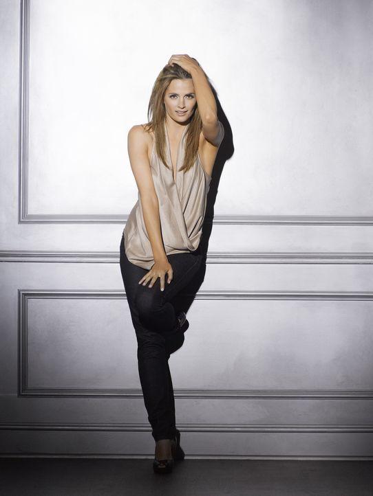 (4. Staffel) - Kate Beckett (Stana Katic) ist ein angesehenes Mitglied der Mordkommission von New York und leitet eine kleine Einheit. - Bildquelle: ABC Studios
