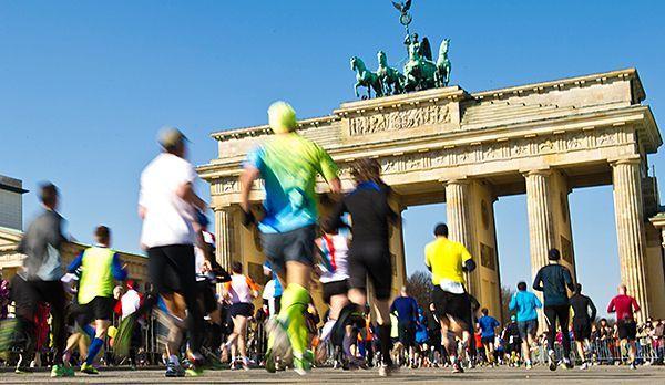 Berlin Marathon - Bildquelle: dpa