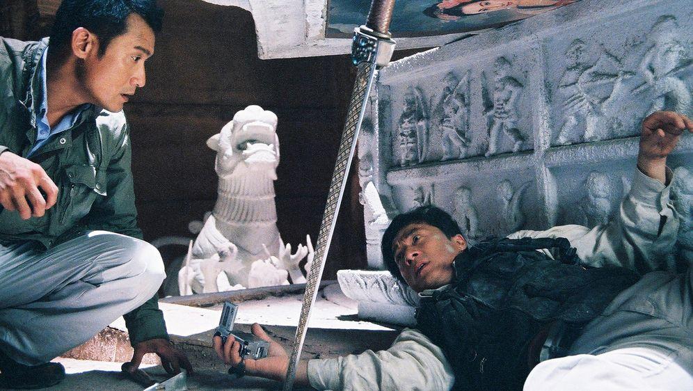 Jackie Chan's Der Mythos - Bildquelle: Splendid