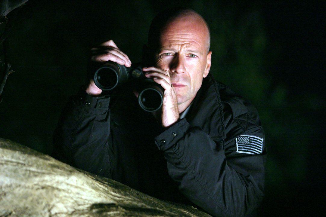 Eigentlich wollte Jeff Talley (Bruce Willis) nie wieder etwas mit Entführungen zu tun haben, doch es kommt anders als geplant ... - Bildquelle: 2004 Hostage, LLC. All Rights Reserved