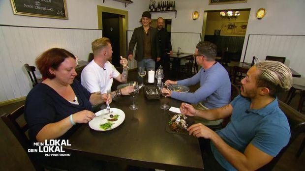 Mein Lokal, Dein Lokal - Mein Lokal, Dein Lokal - Deutsch-internationale Küche Im